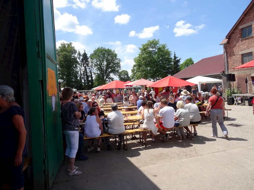 Bild vom Hoffest am Hof Altstadt Kirkel von Erdbeerland Ernst & Funck