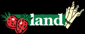 Logo Erdbeerland Ernst & Funck